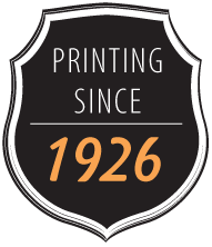 high quality printing in Chelmsford since 1926